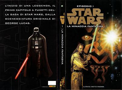 Star Wars - Episodio I - La Minaccia Fantasma (Mondadori)