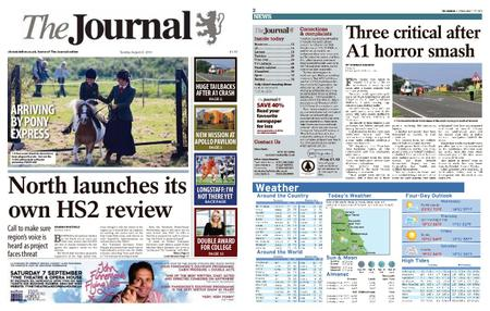 The Journal – August 27, 2019