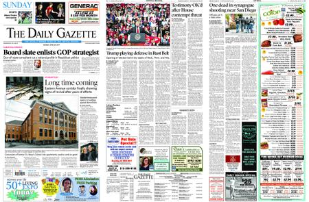 The Daily Gazette – April 28, 2019