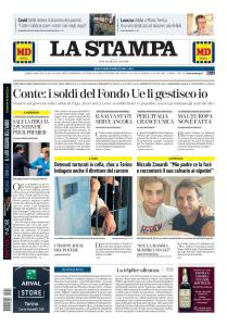La Stampa Imperia e Sanremo - 22 Luglio 2020