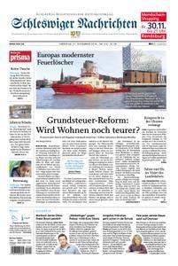 Schleswiger Nachrichten - 27. November 2018
