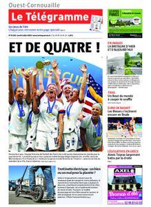 Le Télégramme Ouest Cornouaille – 08 juillet 2019