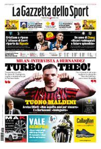 La Gazzetta dello Sport – 26 ottobre 2019