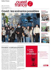 Ouest-France Édition France – 27 octobre 2020