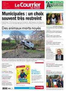 Le Courrier de l'Ouest Cholet – 02 mars 2020