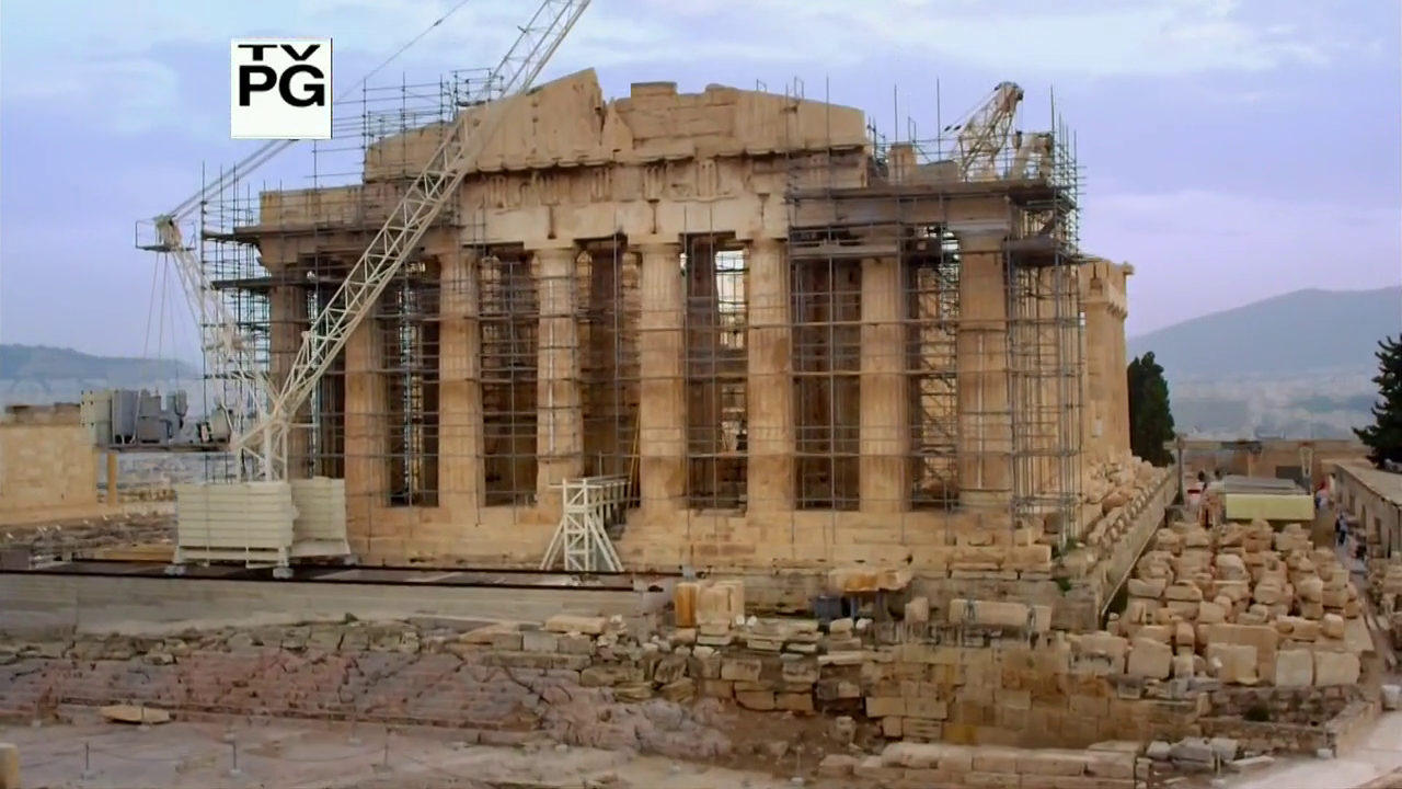National Geographic - The Greeks: Series 1 (2016)