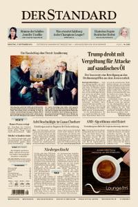 Der Standard – 17. September 2019