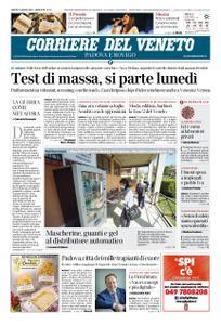 Corriere del Veneto Padova e Rovigo – 18 aprile 2020