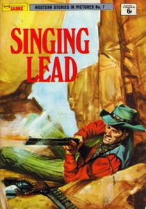 Sabre Western Stories In Pictures 007 - Singing Lead [1971] (Mr Tweedy