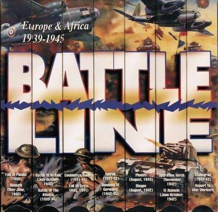 PBS - Battle Line: Collection Two 1943 - 1945 (1964)