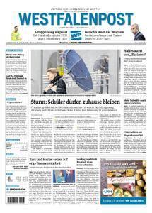 Westfalenpost Wetter - 18. Januar 2018