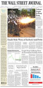 The Wall Street Journal – 13 June 2019