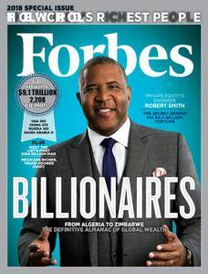 Forbes USA - March 28, 2018
