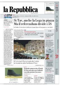 la Repubblica - 13 Gennaio 2019