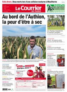 Le Courrier de l'Ouest Cholet – 05 août 2019