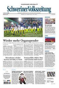 Schweriner Volkszeitung Hagenower Kreisblatt - 20. August 2018
