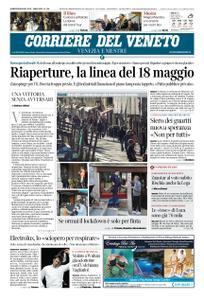 Corriere del Veneto Venezia e Mestre – 08 maggio 2020