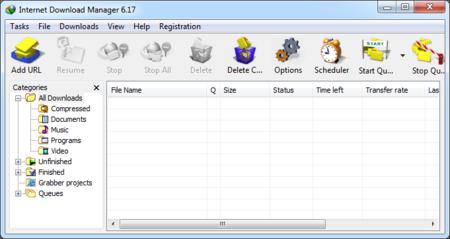 Internet Download Manager 6.20 Build 2