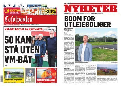 Lofotposten – 20. mars 2019