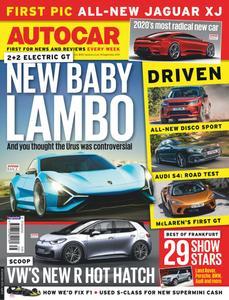 Autocar UK - 18 September 2019