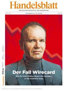 Handelsblatt - 26-28 Juni 2020