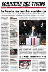 Corriere del Ticino - 8 Maggio 2017
