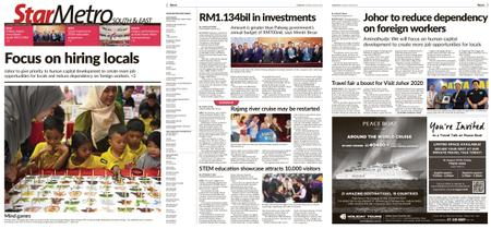 The Star Malaysia - Metro South & East – 06 August 2019