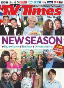TV Times - 29 August 2020