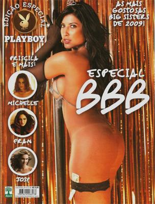 Playboy's Special BBB - December 2009 / Brasil