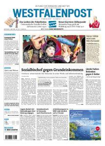 Westfalenpost Wetter - 01. Mai 2019