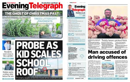 Evening Telegraph First Edition – January 14, 2019