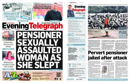 Evening Telegraph Late Edition – May 21, 2019