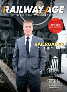 Railway Age - January 2021