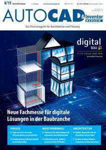 Autocad & Inventor Magazin - Dezember 2019 - Januar 2020