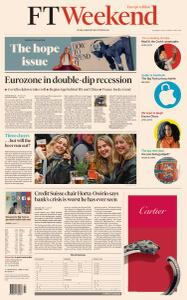 Financial Times Europe - May 1, 2021