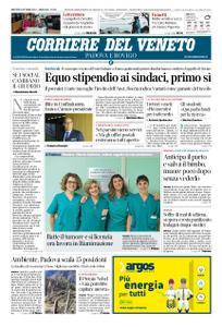 Corriere del Veneto Padova e Rovigo – 29 ottobre 2019