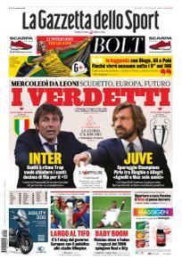 La Gazzetta dello Sport Bergamo - 7 Aprile 2021