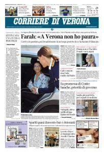 Corriere di Verona - 25 Maggio 2018