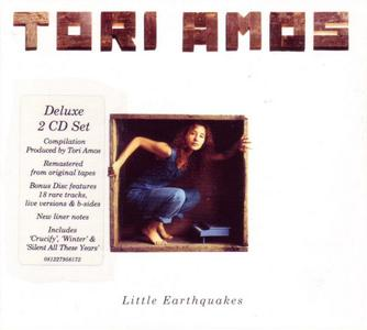 Tori Amos - Little Earthquakes (1992) {2015, Deluxe Edition, Remastered} Repost / New Rip