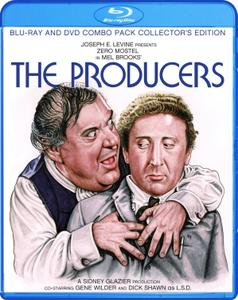 The Producers (1967) + Extras