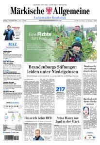 Märkische Allgemeine Luckenwalder Rundschau - 11. Dezember 2017