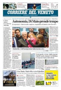 Corriere del Veneto Padova e Rovigo – 01 dicembre 2018