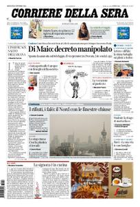 Corriere della Sera – 18 ottobre 2018