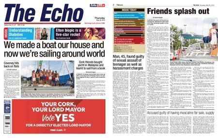 Evening Echo – May 23, 2019