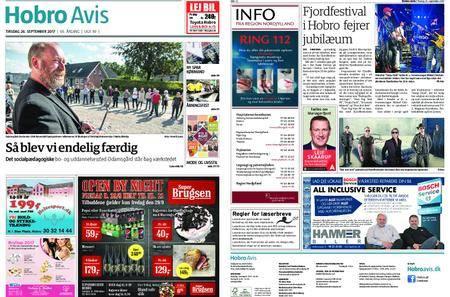 Hobro Avis – 26. september 2017