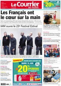 Le Courrier de l'Ouest Angers - 19 juin 2018