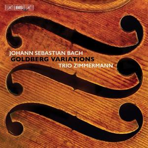 Trio Zimmermann - J.S. Bach: Goldberg Variations, BWV 988 (Arr. Trio Zimmermann for Violin, Viola & Cello) (2019) [24/96]