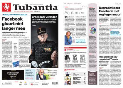 Tubantia - Enschede – 13 april 2018