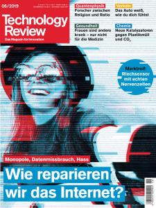 Technology Review - Juni 2019