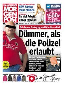 Hamburger Morgenpost - 31. August 2017